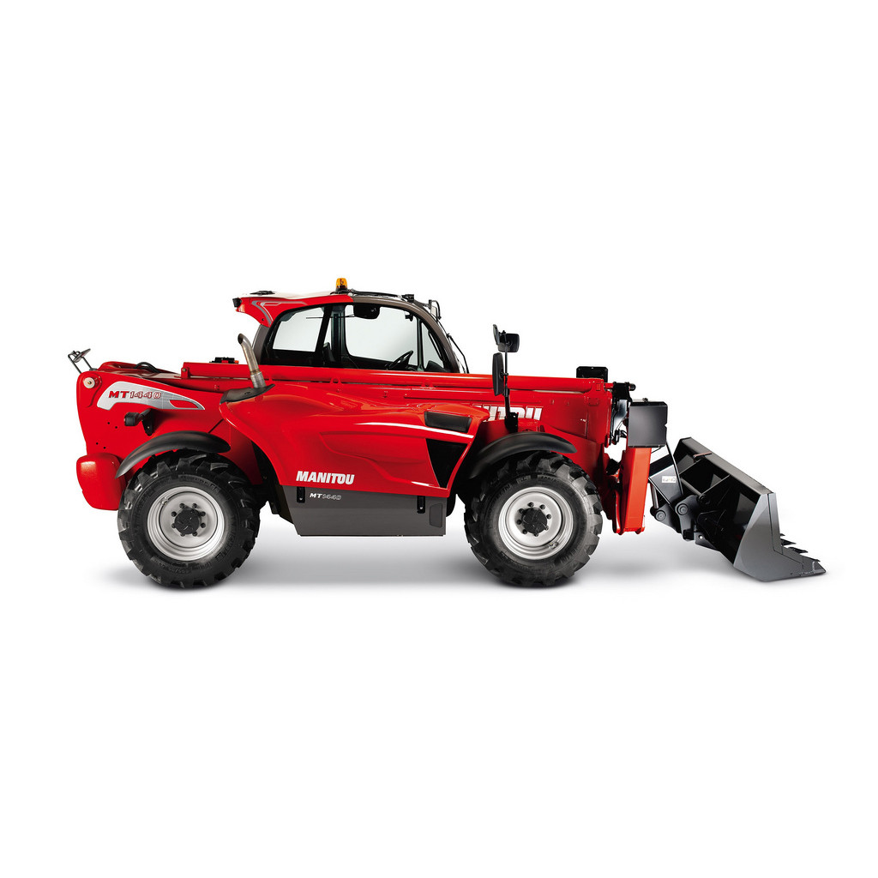 Chariots télescopiques diesel 13,53M MANITOU MT 1440 EASY