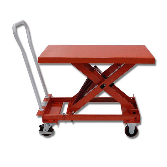 TABLE ELEVATRICE NIVEAU CONSTANT 210KG