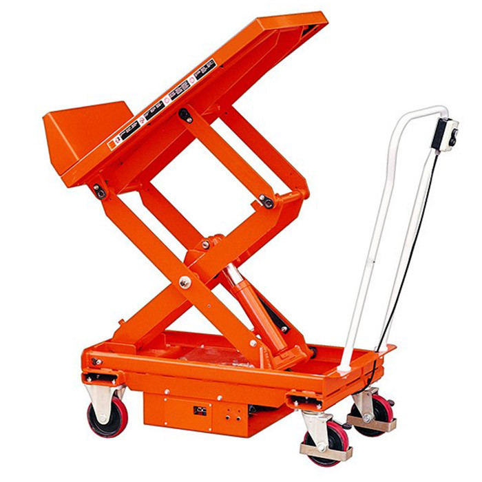 TABLE ELEVATRICE ELECTRIQUE INCLINABLE 400KG