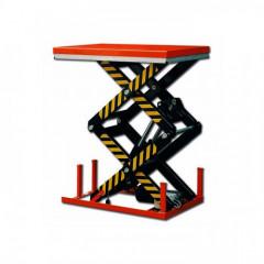 TABLE ELEVATRICE ELECTRIQUE DOUBLE CISEAUX 1000KG
