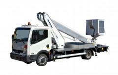 Camions nacelle diesel 20,2M MULTITEL MT 202 EX porteur NISSAN