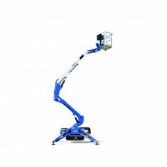 Nacelles araignées electrique-essence 12m bluelift c12 hb elec 230v/sp95