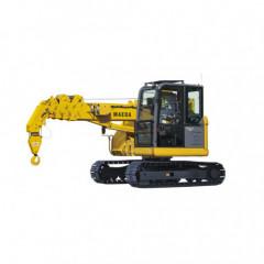 Mini-grues diesel 16,5M MAEDA CC985