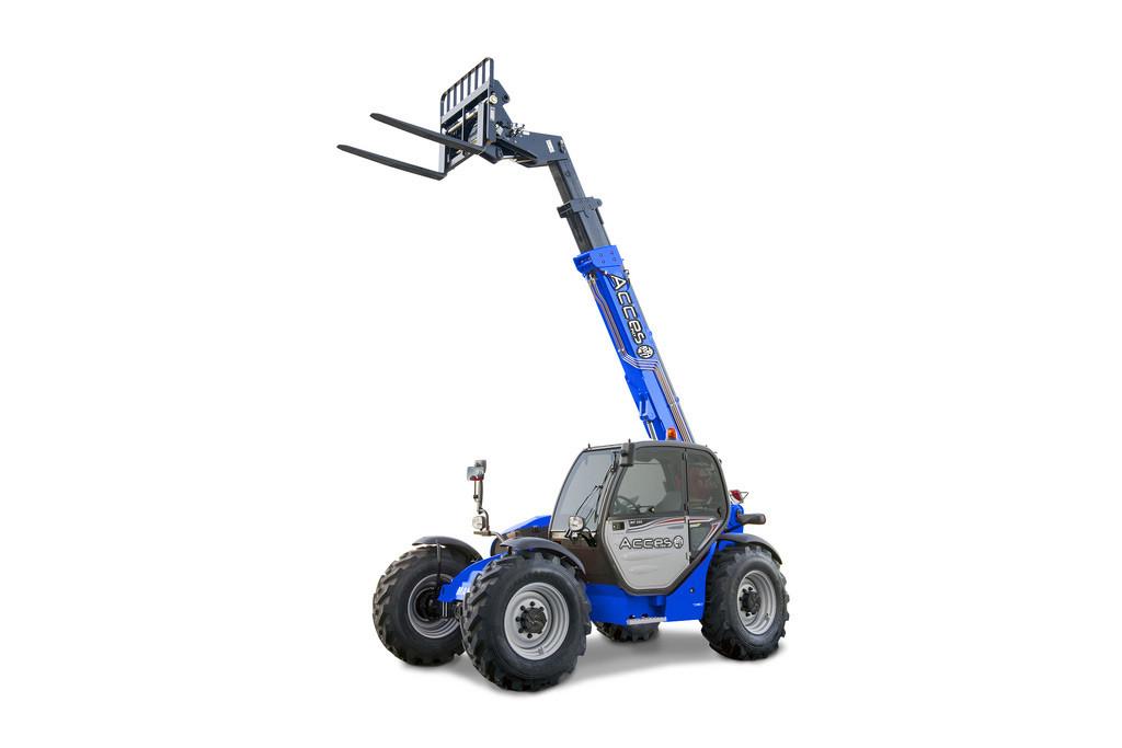 Chariot télescopique diesel 9m manitou mt 933 easy