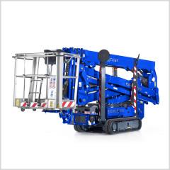Nacelles araignées diesel 20m hinowa lightlift 20.10