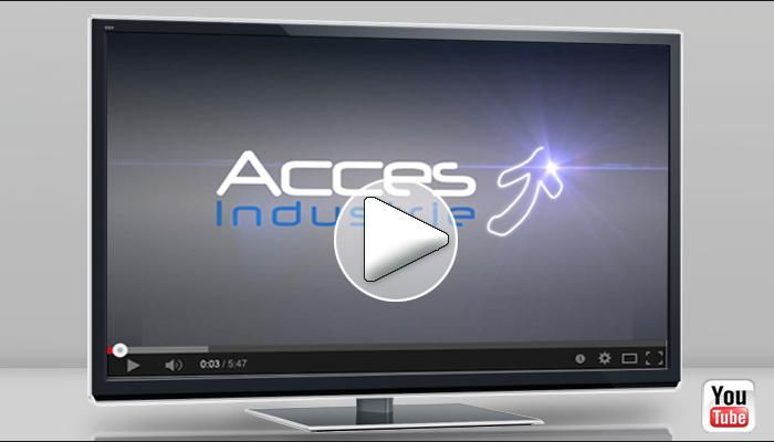 Acces Industrie vous ouvre ses portes