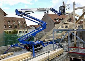 Solutions innovantes pour vos chantiers
