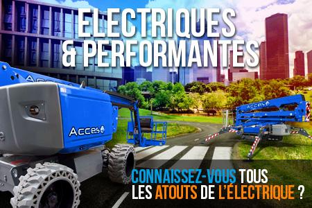Etes-vous au courant des atouts de l'électrique ?